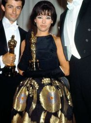 Oscar 1962 Rita Moreno (West Side Story) @ Getty