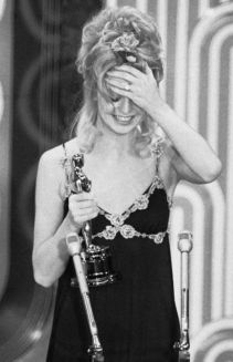 Oscar 1970 Goldie Hawn (Flor de Cactus) @ Getty