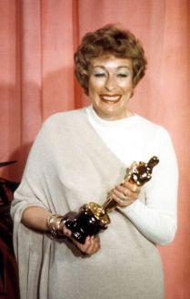 Oscar 1973 Eileen Heckard (Liberdade para as Borboletas) @ Getty