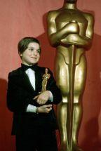 Oscar 1974 Tatum O'Neal (Lua de Papel) veste Nolan Miller @ Reprodução