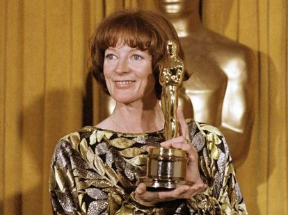 Oscar 1979 Maggie Smith (Hotel California) @ Phil Roach