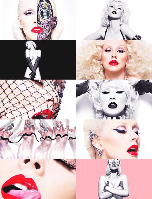 Christina Aguilera - Madame X - Bionic @ Reprodução