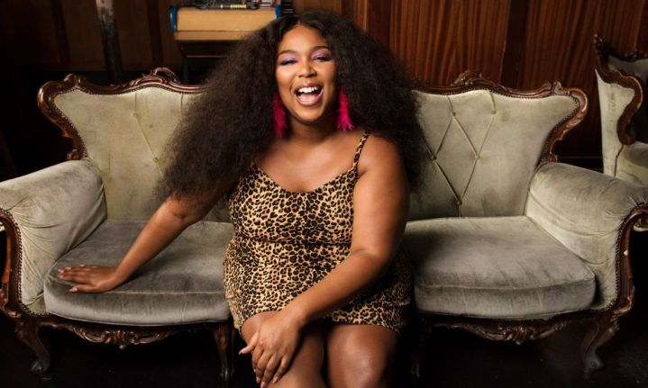 Lizzo @ Linda Nylind for The Guardian