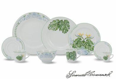 Porcelana Schmidt Samuel Cirnansck - Tropical @ divulgação