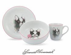 Porcelana Schmidt Samuel Cirnansck - Urban Cachorro @ divulgação