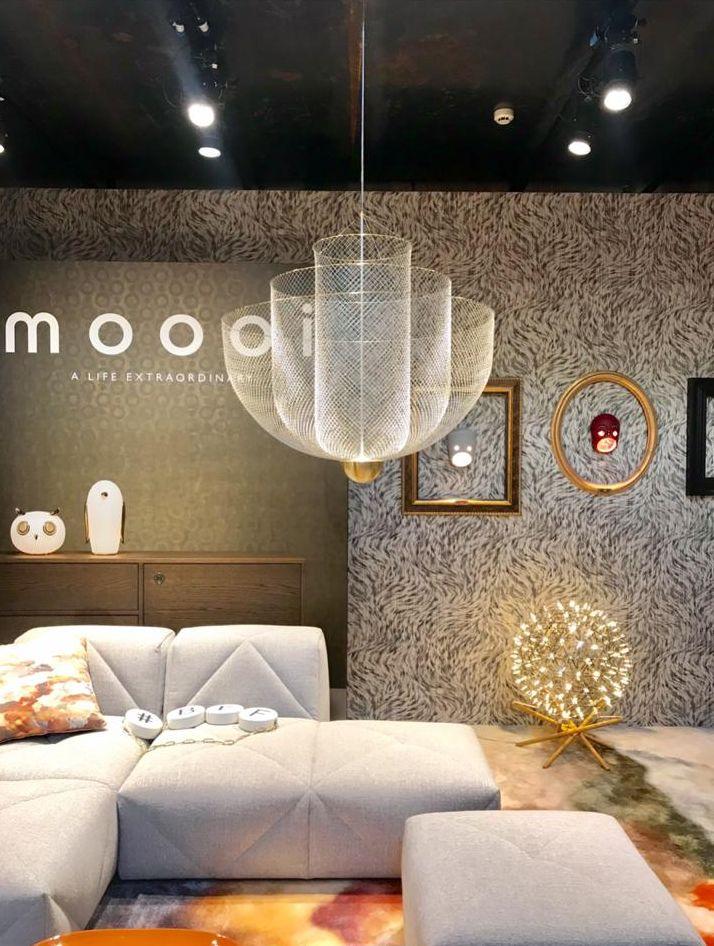 Salão Móvel Milão 2019 - Moooi @ Elaine Carvalho