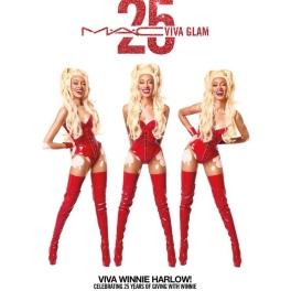 Winnie Harlow MAC Viva Glam @ Gabriel Perez Silva