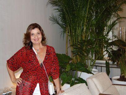 Elaine Carvalho estará na Campinas Decor 2021 @ MONDO MODA