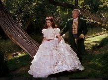 1. E O Vento Levou - Vestido Scarlett O'Hara by Walter Plumkett @ Reprodução (1)