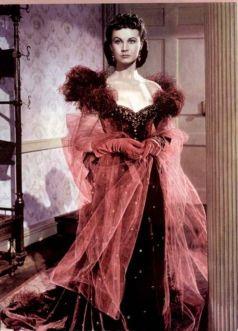 11. E O Vento Levou - Vestido Scarlett O'Hara by Walter Plumkett @ Reprodução (1)