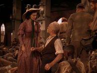 13. E O Vento Levou - Vestido Scarlett O'Hara by Walter Plumkett @ Reprodução (2)