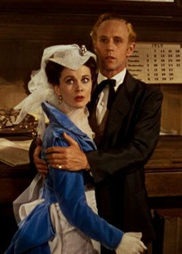 15. E O Vento Levou - Vestido Scarlett O'Hara by Walter Plumkett @ Reprodução2