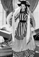 16. E O Vento Levou - Vestido Scarlett O'Hara by Walter Plumkett @ Reprodução (5)