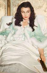 18. E O Vento Levou - Vestido Scarlett O'Hara by Walter Plumkett @ Reprodução