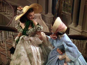 2. E O Vento Levou - Vestido Scarlett O'Hara by Walter Plumkett @ Reprodução (5)