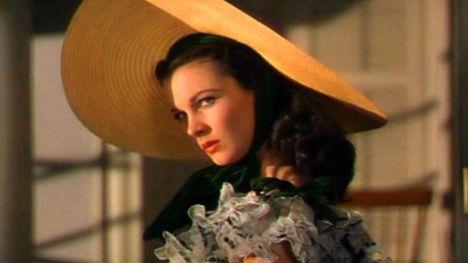 2. E O Vento Levou - Vestido Scarlett O'Hara by Walter Plumkett @ Reprodução