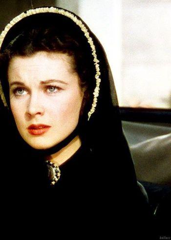 21. E O Vento Levou - Vestido Scarlett O'Hara by Walter Plumkett @ Reprodução (2)