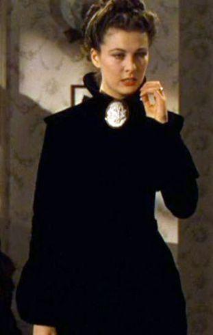 21. E O Vento Levou - Vestido Scarlett O'Hara by Walter Plumkett @ Reprodução