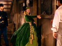 5. E O Vento Levou - Vestido Scarlett O'Hara by Walter Plumkett @ Reprodução (0)