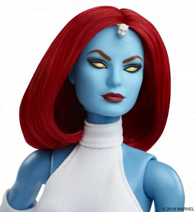 Barbie Marvel 2019 - Mística @ divulgação (2)