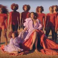 "Os figurinos de Beyoncé no clipe 'Spirit' do ""O Rei Leão"""