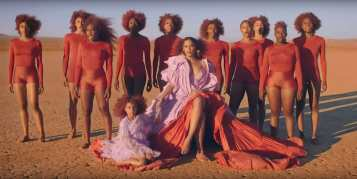 Beyonce Sprit Costumes @ You Tube _10