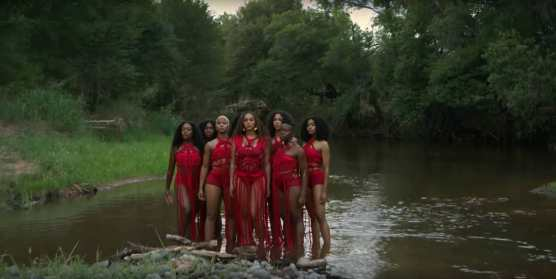 Beyonce Sprit Costumes @ You Tube _12