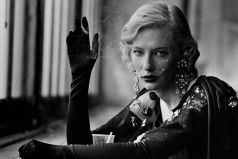 Cate Blanchett by Peter Lindbergh