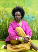 Lupita Nyong'o Vanity Fair Out 2019 @Jackie Nickerson