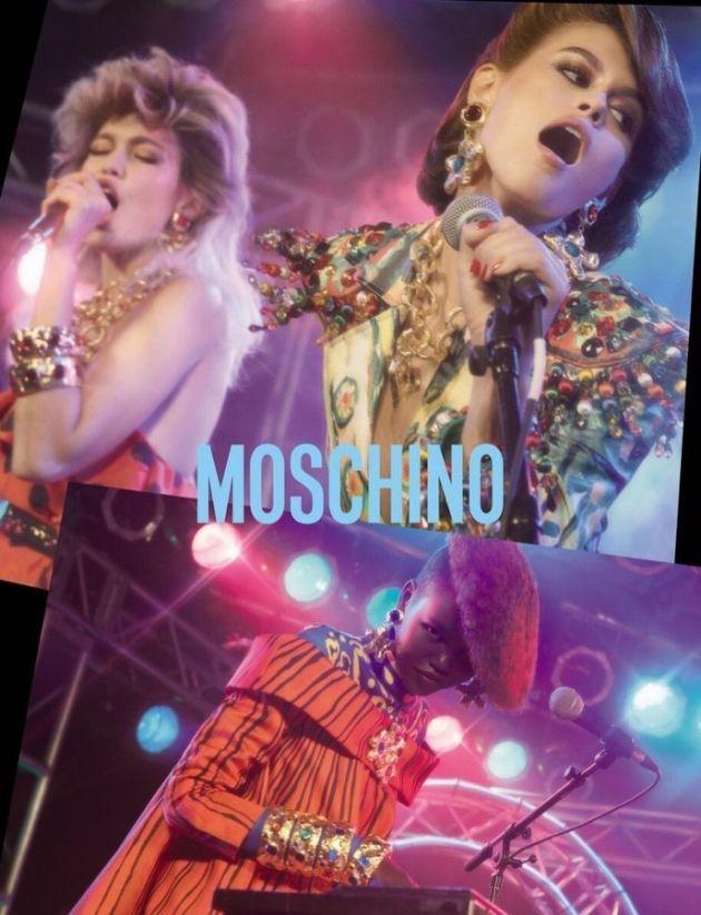 Moschino Spring Summer 2020 @ Steven Meisel (4)