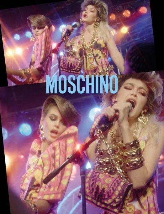 Moschino Spring Summer 2020 @ Steven Meisel (5)