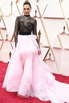 Oscar 2020 Gal Gadot veste Givenchy @ Shutterstock