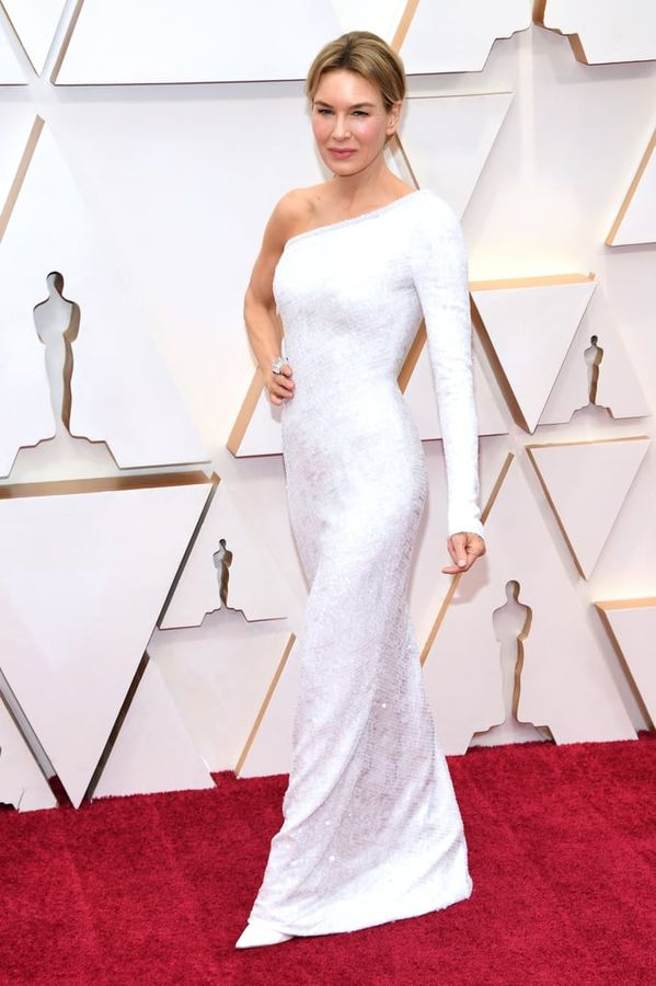 Oscar 2020 Renée Zellweggar veste Armani Privé @ Shutterstock