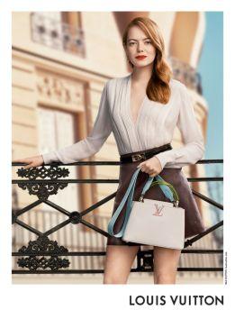 Emma Stone Louis Vuitton Pre Fall 2020-21 @ divulgação (2)