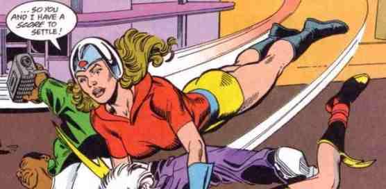 1941 Mulher Bala - Bulletgirl