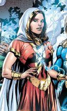 2013 Mary Marvel - Liga da Justiça vol. 2 #21 - Agosto @ Art by Gary Frank