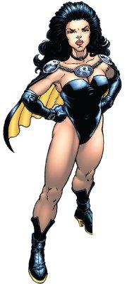 1964 Superwoman - Lois Lane - Post Crisis - pre Versão 52