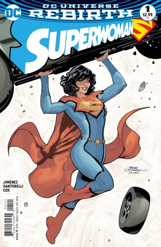 2006 Superwoman - #1 Who is Superwoman - Part One