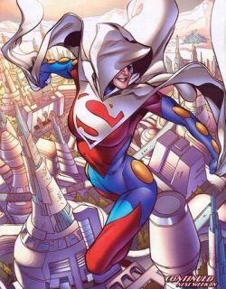 2009 Superwoman Lucy Lane
