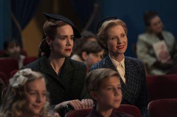 Sarah Paulson e Cynthia Nixon em Ratched @ Netflix