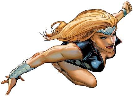 2006 Namora - Agentes de Atlas - Marvel