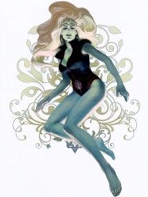 2006 Namora - Agentes de Atlas - Marvel1