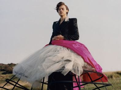 Harry Styles Vogue US Dez 2020 @ Tyler Mitchell (1)