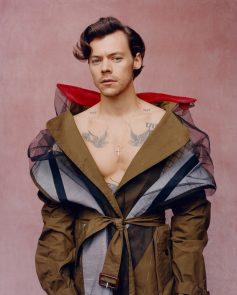 Harry Styles Vogue US Dez 2020 @ Tyler Mitchell (4)