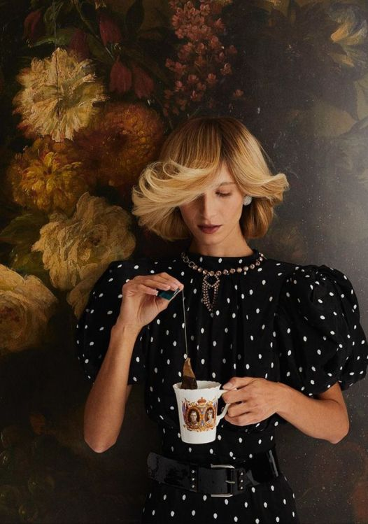 Martyna Budna na Vogue Polonia Novembro 2020 @ Agnieska Kulesza e Lukasz Pik,