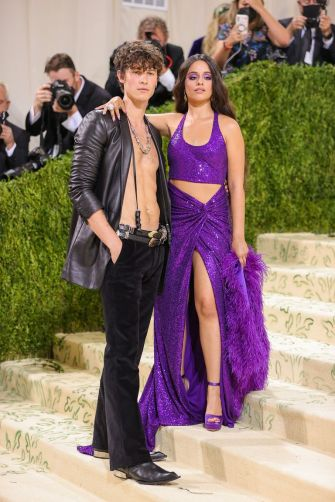 MET Gala 2021 Shawn Mendes e Camila Cabello in Michael Kors 2 Getty